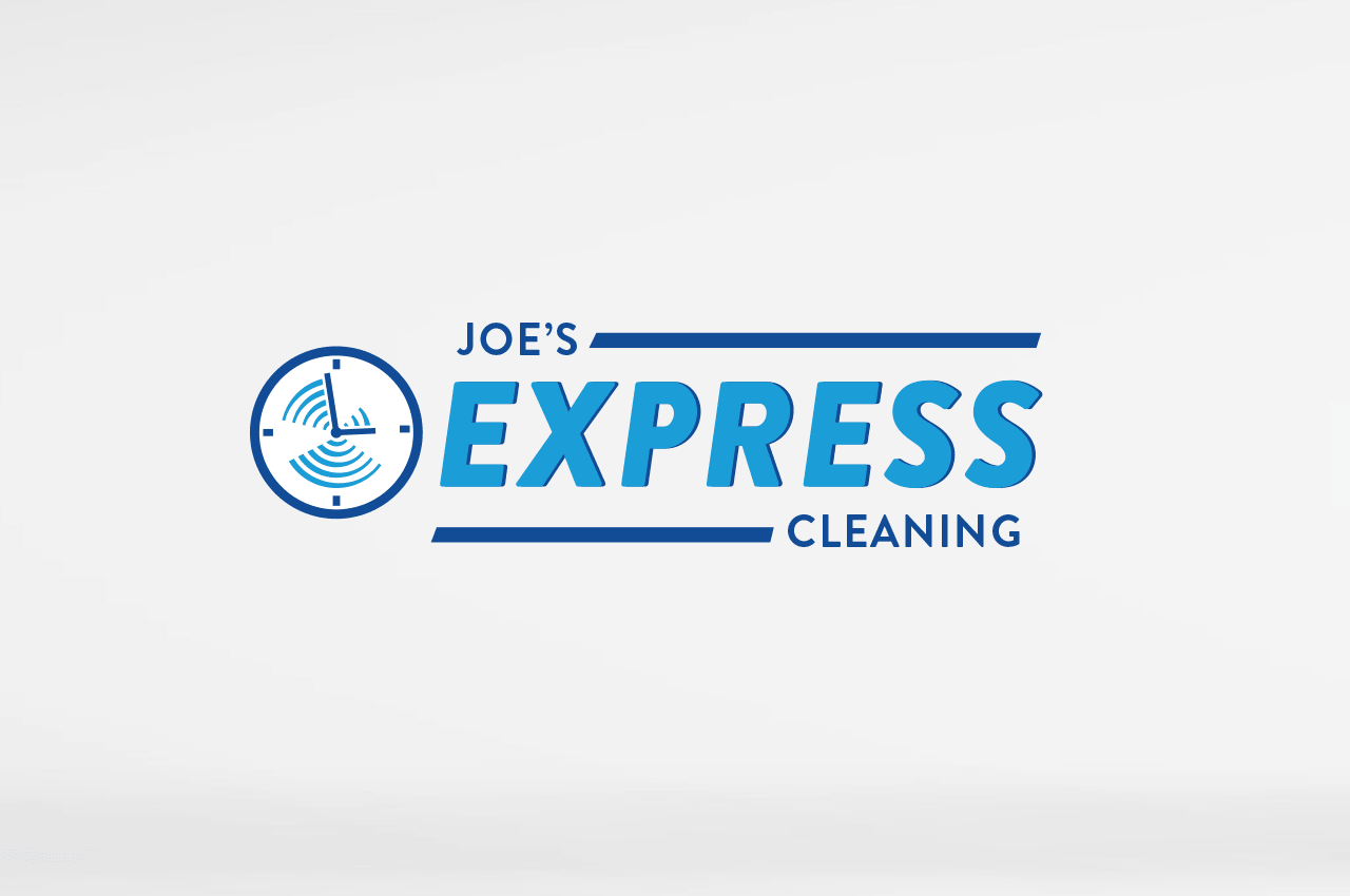 House cleaning logo ideas joe s express cleaning