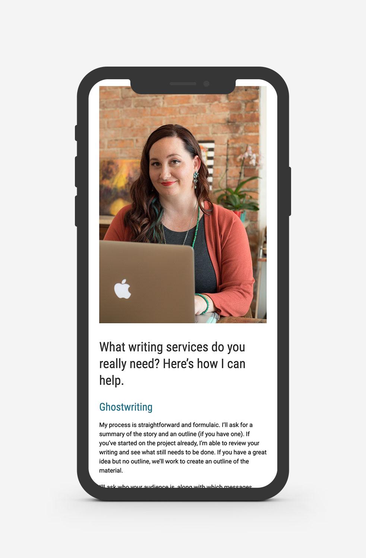 Alice Sullivan Cleveland WordPress Web Design